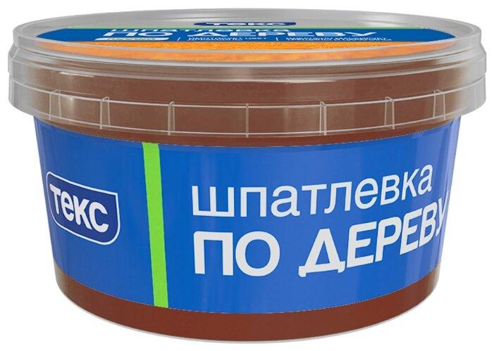 Шпатлевка ТЕКС по дереву Профи — купить по выгодной цене на Яндекс.Маркете