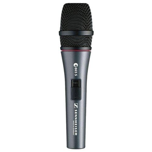 Микрофон Sennheiser E 865-S, черный