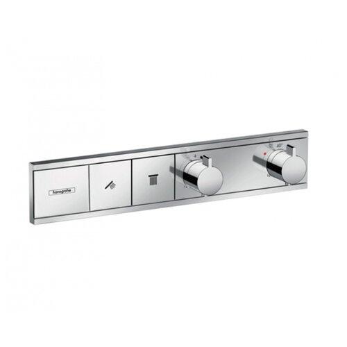 Фото - Термостат для ванны Hansgrohe RainSelect 15380000 термостат для ванны hansgrohe rainselect 15356400