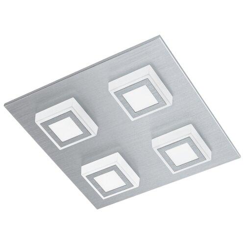 Светильник светодиодный Eglo Masiano 94508, LED, 13.2 Вт накладной светильник eglo 97264 led 25 вт