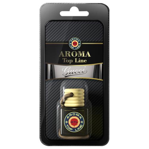 AROMA TOP LINE Ароматизатор для автомобиля 3D Aroma №25 Gucci 6 мл