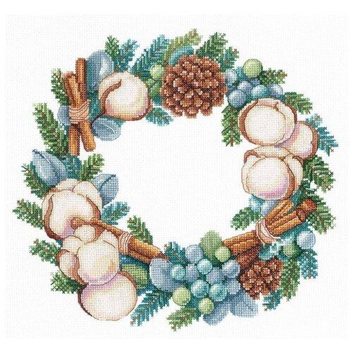 Купить Сделай своими руками Набор для вышивания Аромат зимы 25 x 23 см (А-06), Наборы для вышивания