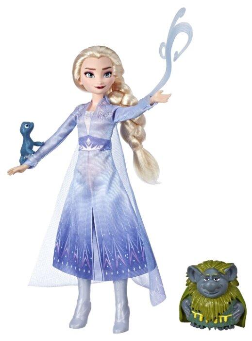 Кукла Hasbro Disney Princess Холодное сердце 2 Эльза с друзьями, E6660