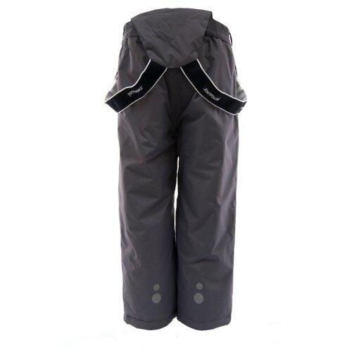 Полукомбинезон Kuoma ULLA размер 140, темно-серыйПолукомбинезоны и брюки<br>