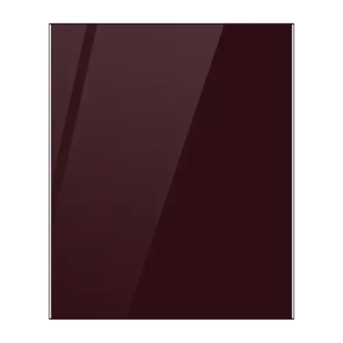 Панель Samsung RA-B23DBB (стекло) бургунди