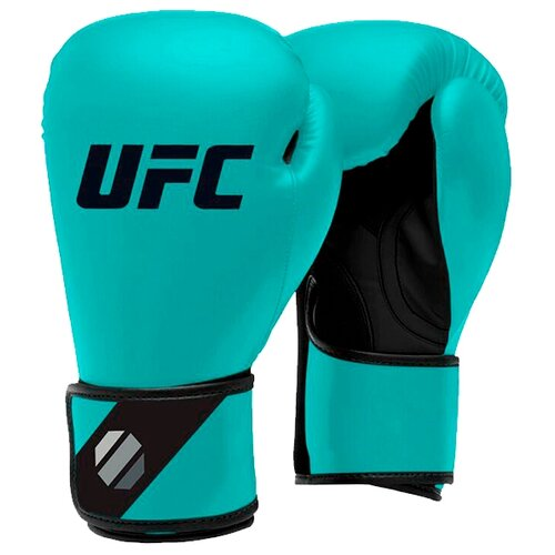 Фото - Боксерские перчатки UFC Sparring 6-16 oz голубой 6 oz боксерские перчатки ufc sparring 6 16 oz желтый 12 oz