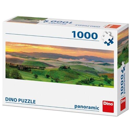 Пазл Dino Panoramic Рассвет (545403), 1000 дет. ботинки dino ricci select dino ricci select mp002xm23yru
