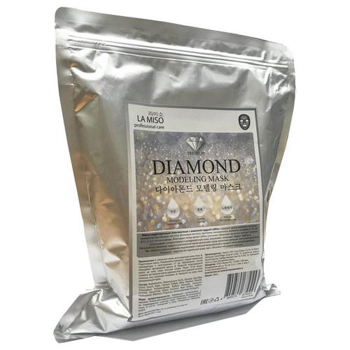 Купить La Miso альгинатная маска с алмазной пудрой, 1000 г