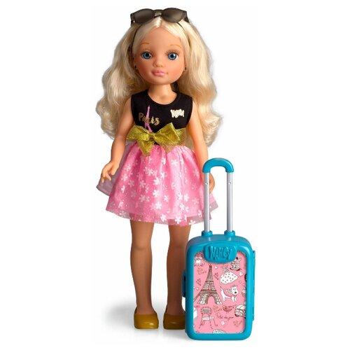 Кукла Нэнси путешествие в Париж