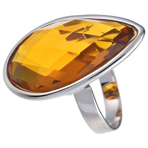 JV Кольцо с ювелирным стеклом из серебра B3200-US-013-WG, размер 18 jv кольцо с стеклом из серебра b3200 us 018 wg размер 18