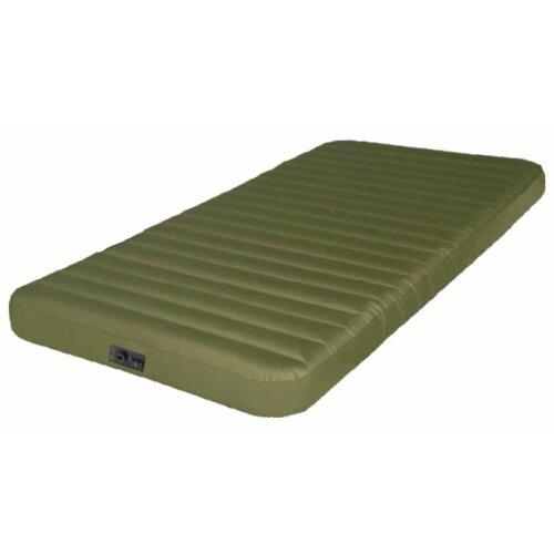 Фото - Надувной матрас Intex Super-Tough Airbed (68727) зеленый надувной матрас intex mid rice airbed 64116 светло темно серый