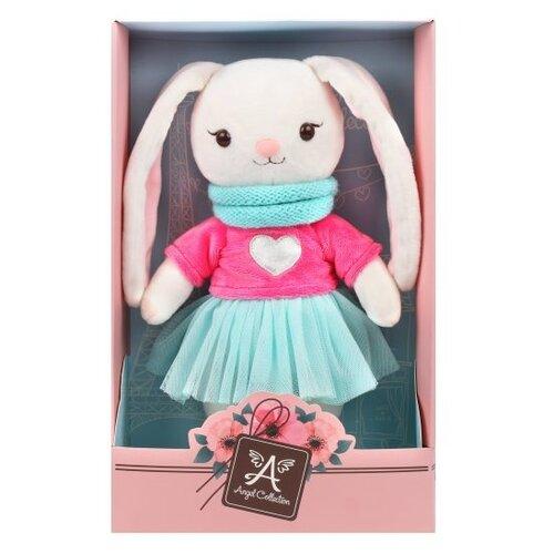 Мягкая игрушка Angel Collection Зайка Мишель в свитшоте (681490)