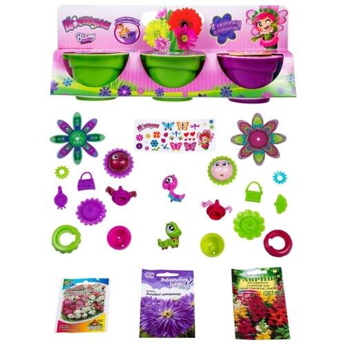 Купить Игровой набор 1 TOY Цветули Т15834, Игровые наборы и фигурки