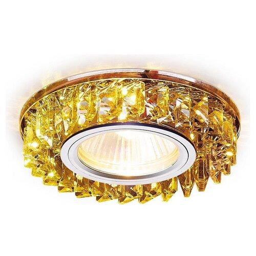Фото - Ambrella light S255 CH/YL, G5.3, 1 лампа светильник ambrella light s255 ch led