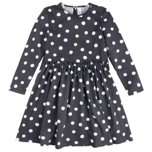Купить Платье Bossa Nova размер 128, графитовый, Платья и сарафаны
