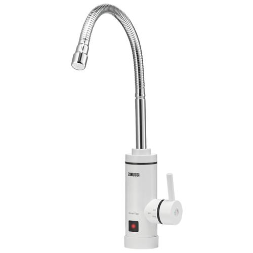 Кран нагрева электрический Zanussi SmartTap, белый