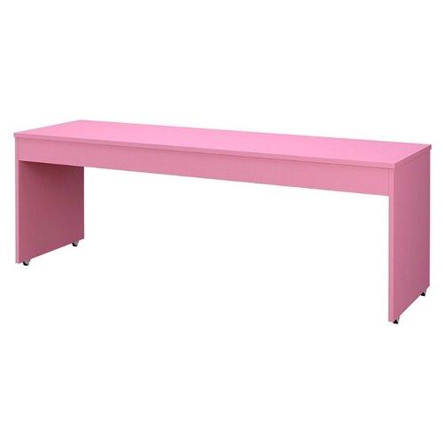 Письменный стол Polini kids City Urban, 205х60 см, цвет: Роза