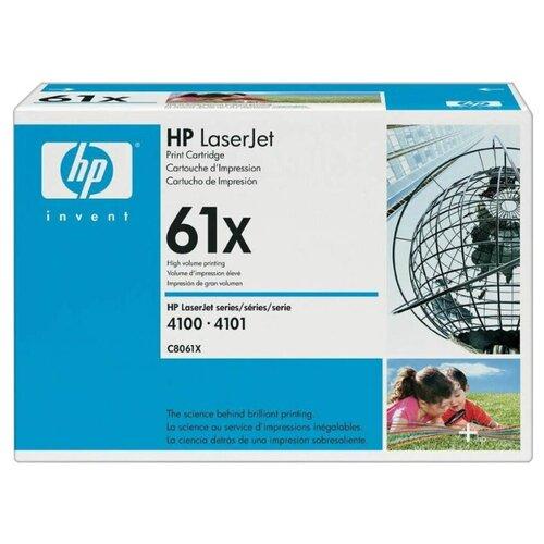 Фото - Картридж ориг. HP C8061X (№61X) черный для LJ 4100 (10000стр.), цена за штуку, 21408 картридж ориг hp c9722a желтый для color lj 4600 4650 8стр цена за штуку 83733