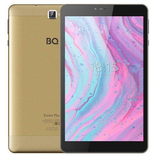 Планшет BQ 8077L Exion Plus (2020) золотой