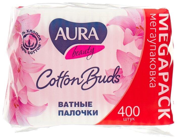 Ватные палочки Aura Beauty Cotton buds