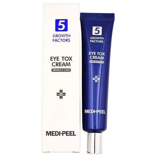 Купить MEDI-PEEL Крем для век с пептидами 5 Growth Factors Eye Tox Cream, 40 мл