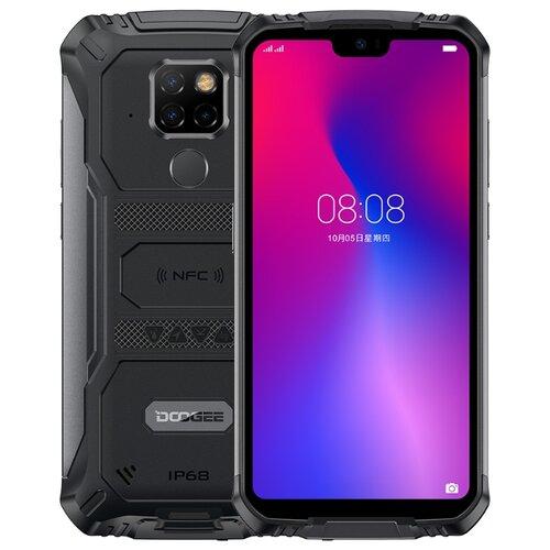 Смартфон DOOGEE S68 Pro черный смартфон doogee s68 pro черный оранжевый