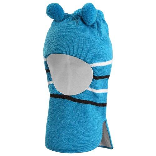 Купить Шапка-шлем KERRY размер 48, голубой, Головные уборы