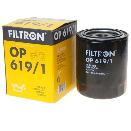 Масляный фильтр FILTRON OP 619/1