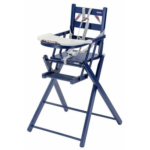 Стульчик для кормления Combelle Sarah темно-синий стульчик для кормления babys hedgy синий
