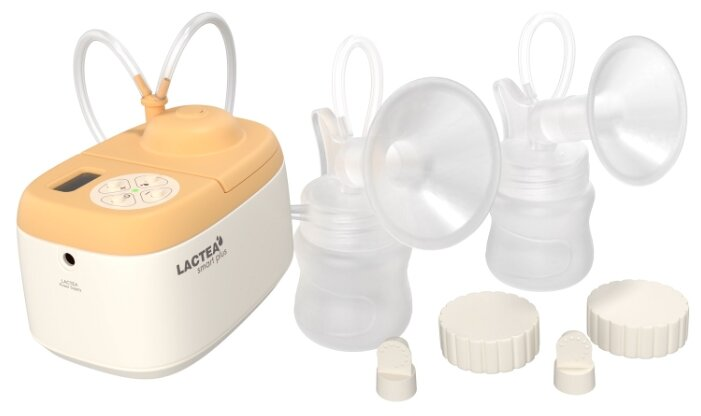 Электрический молокоотсос LACTEA Smart Plus двойной