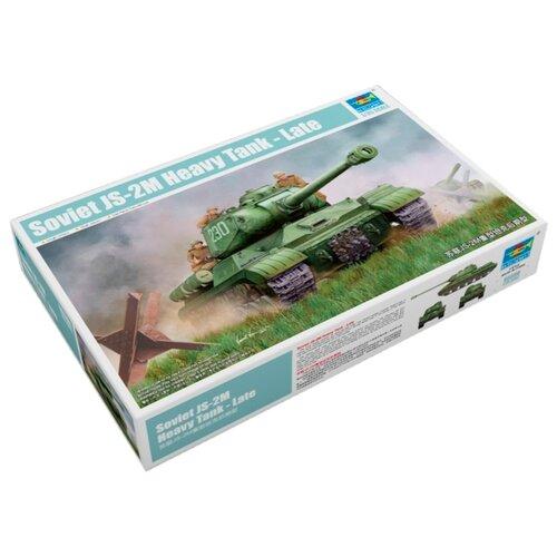 Сборная модель Trumpeter Soviet JS-2M Heavy Tank - Late (05590) 1:35 printio soviet tank