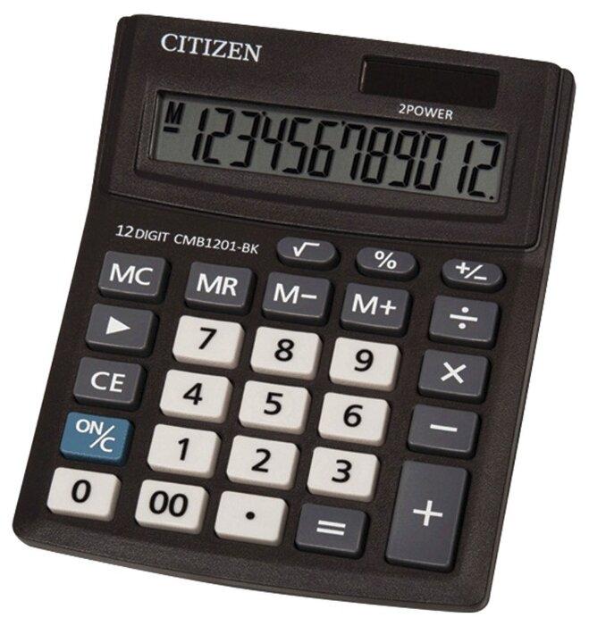 Калькулятор бухгалтерский CITIZEN CMB1201-BK