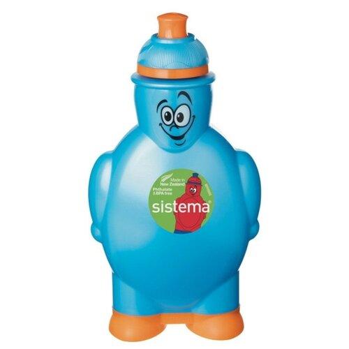 Фото - Бутылка для воды (350 мл), 10х5.8х17.5 см, цвета в ассортименте 790 Sistema бутылка для воды tritan active 600 мл цвета в ассортименте 640 sistema