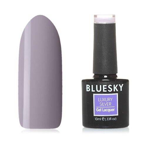 Купить Гель-лак для ногтей Bluesky Luxury Silver, 10 мл, №207