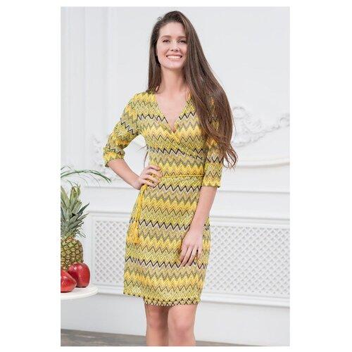 Пляжное платье Mia-Mia размер XS(42) желтый комбинация mia mia mia mia mp002xw1aq3l