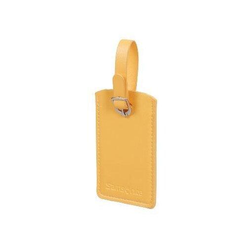 цена Бирка для багажа Samsonite CO1-90051/06051/11051/09051/00051, желтый онлайн в 2017 году