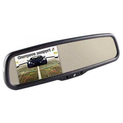 Автомобильный монитор GAZER MU500 черный