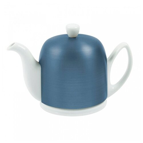 Фото - Чайник заварочный, Guy Degrenne, SALAM White (0,7 л), 225358, с колпаком и ситечком на 4 чашки чайник заварочный salam white 0 37 л с колпаком с ситечком на 2 чашки 211987 guy degrenne