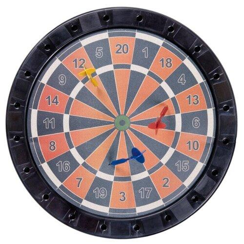 Игровой набор Задира-Плюс Спортивный черный 3 шт.