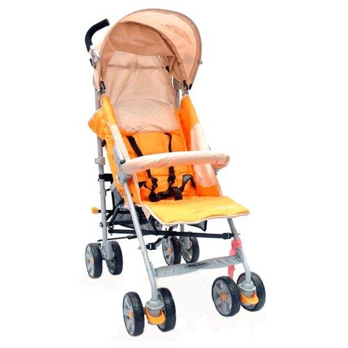 Прогулочная коляска Baby Care Polo light orange прогулочная коляска baby care polo light terrakote