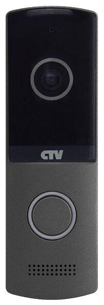 Вызывная (звонковая) панель на дверь CTV D4003AHD графит