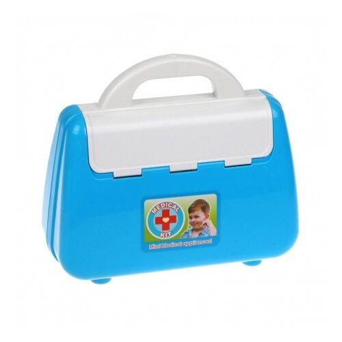 Набор доктора Наша игрушка (200320523), Играем в доктора  - купить со скидкой