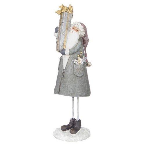 Фигурка Lefard Дед Мороз 100-797 серый