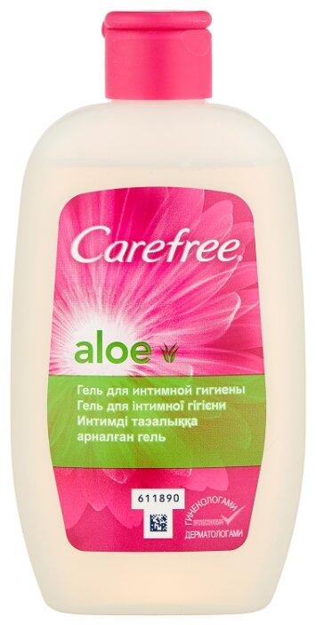 Carefree Гель Алоэ для интимной гигиены, 200 мл