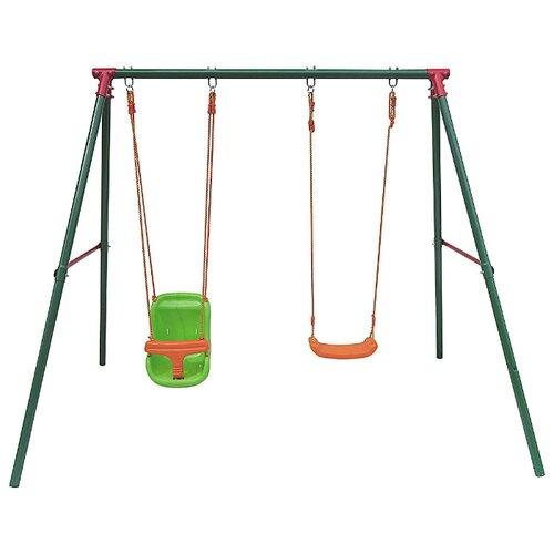 DFC Детский комплекс (SBN-01) зеленыйКачели<br>
