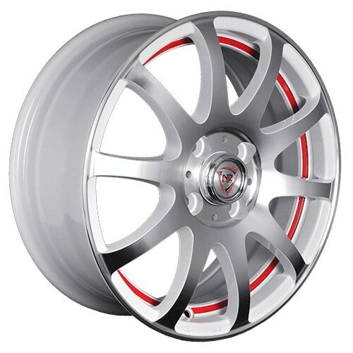 Фото - Колесный диск NZ Wheels F-21 7x17/5x112 D66.6 ET43 WFRSI колесный диск nz wheels sh658 7x17 5x112 d57 1 et43 bkf