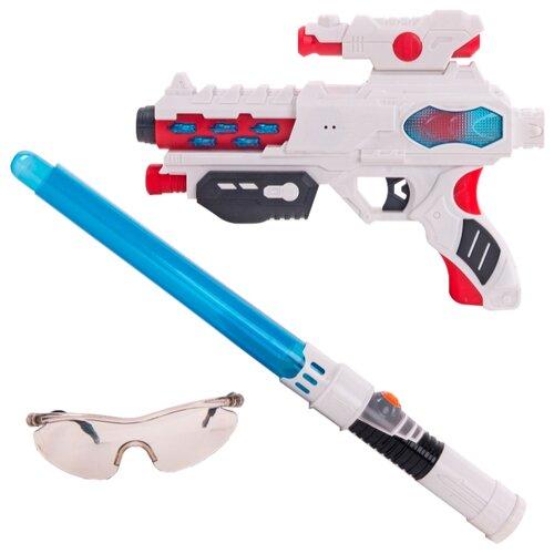 Купить Набор Fun Red Space Force (FRBL009), Игрушечное оружие и бластеры