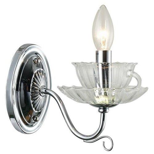цена на Настенный светильник Arte Lamp Tet-a-tet A1704AP-1CC, 61 Вт
