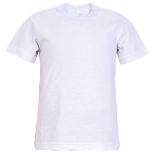 Купить Футболка Утенок размер 86, белый, Футболки и рубашки
