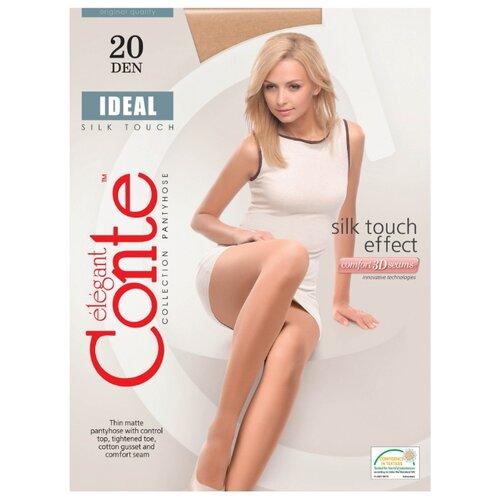 Колготки Conte Elegant Ideal 20 den, размер 4, beigeКолготки и чулки<br>